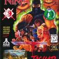 Les ninjas à moustache attaquent !