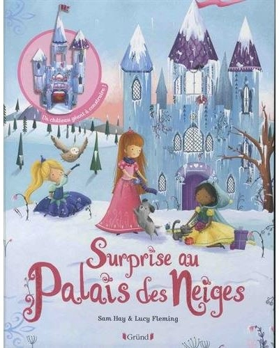 Surprise au Palais des Neiges