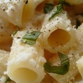 Tortiglioni citron basilic