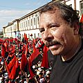 Niaragua: le président ortéga condamne le projet de mur de trump