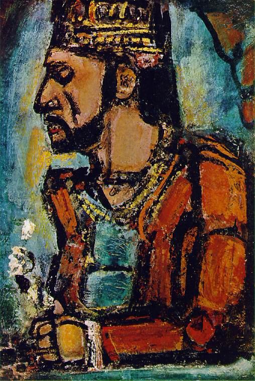 1936 - Le vieux roi