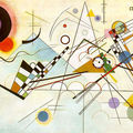 Wassily Kandinsky's Composition No