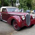 Delahaye 135 M cabriolet