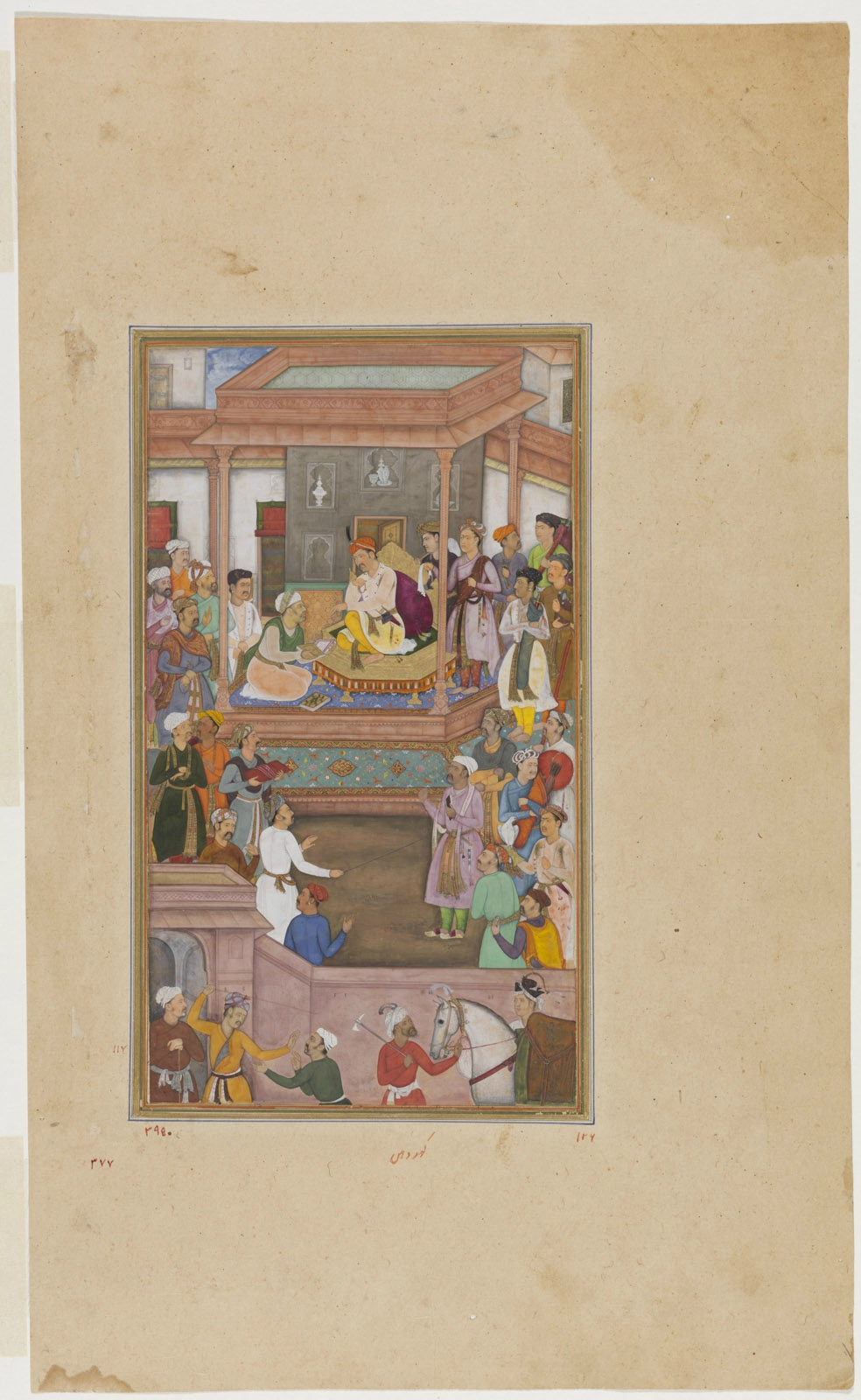 Asian Art Museum presents striking works from three influential Islamic empires