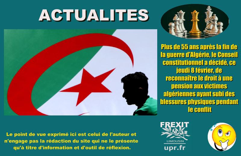 ACT ALGERIE INDEMNISATION