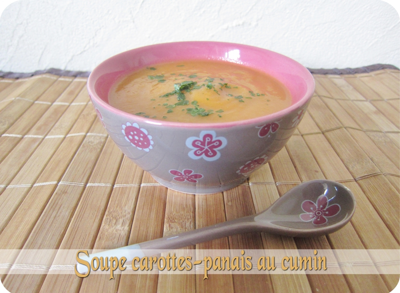 soupe carottes panais (scrap)
