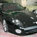 ASTON MARTIN - DB7 Vantage coup (12 cylindres) - 2002