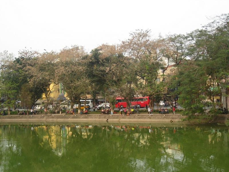 7- lac de l'épée restituée (Hoan Kiem) (2)