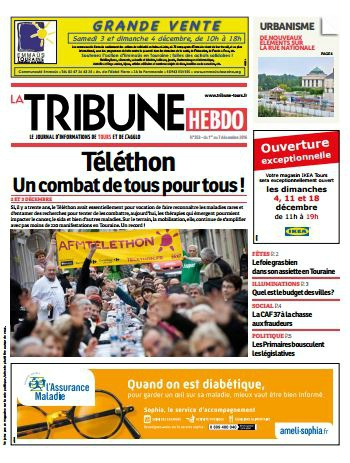 La Tribune de Tours 1