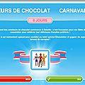 Les sims freepaly - carnaval des amateurs de chocolat -