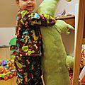 Arthur et son pyjama