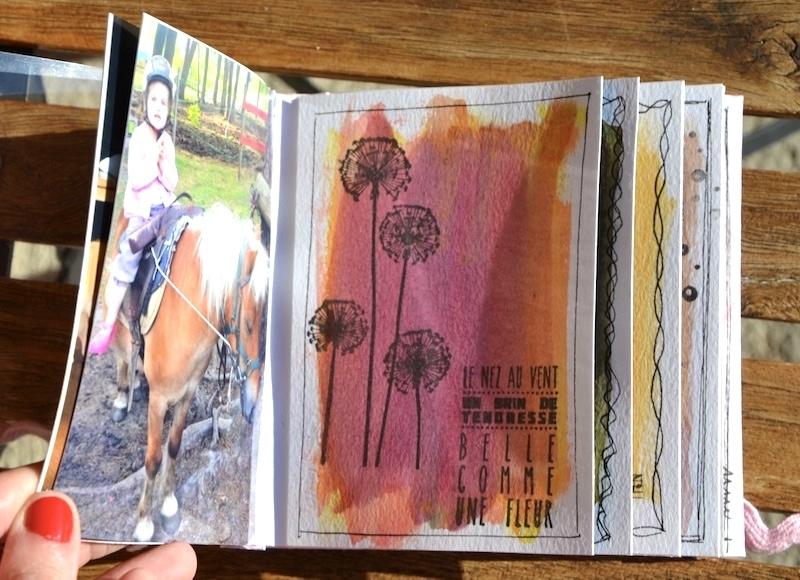 Mini Album Mémé Simone 3 - Noël 2017
