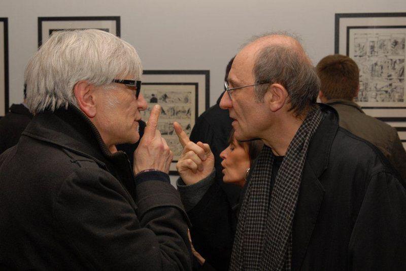 Johan De Moor et Philippe Geluck