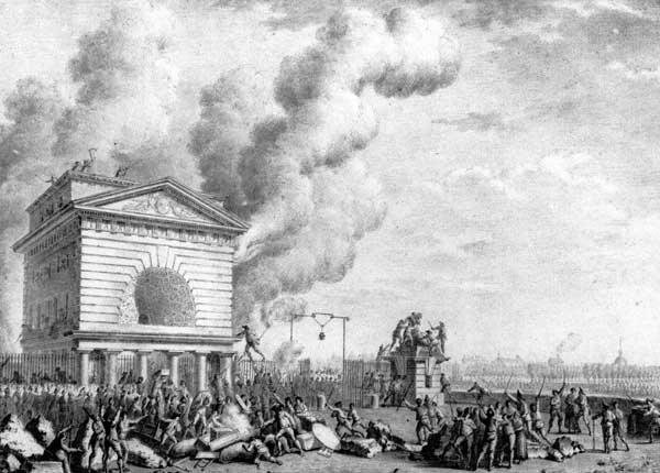 Juillet 1789 : déjà les casseurs !
