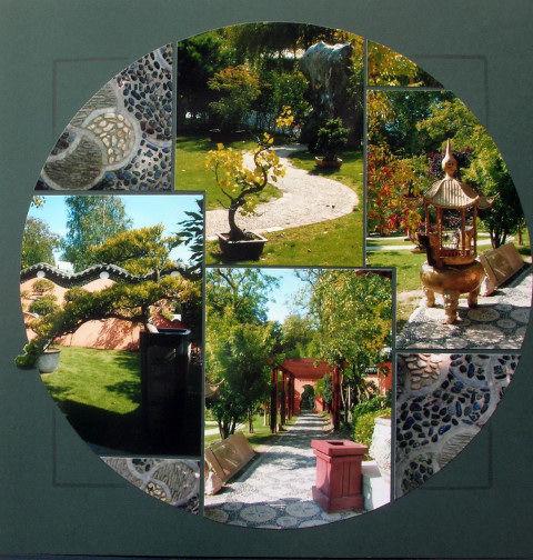 Le jardin chinois et les bonsa s le scrap europ en de for Jardin chinois