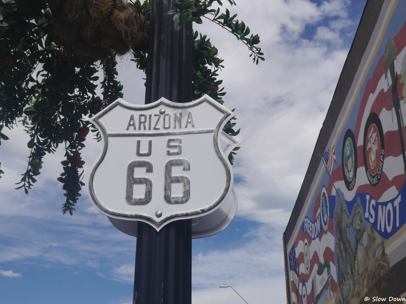Route 66 williams