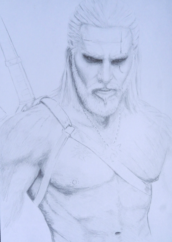 the witcher Maul 6