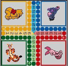 jeu de dada winnie et ses amis avec tigrou