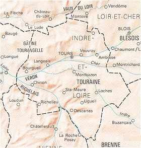 belle région en france