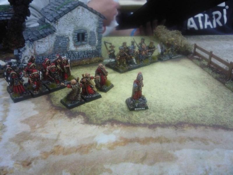 Les moines de Bagrian et quelques clodos en colère