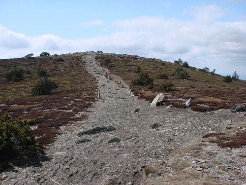 2008 04 24 Sur les hauteurs du Mont Mézenc (5)