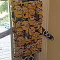 minions marble pouch