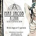 Stage de tribal fusion avec mat jacob les 22 et 23 février 2014 à lyon (69)