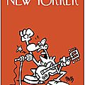 Ma 3 Une pour le New Yorker