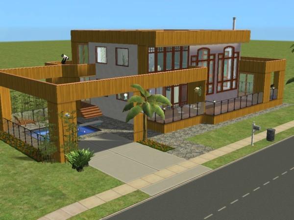 maison moderne beton maison moderne bois beton appartementerotk - Maison Moderne Bois