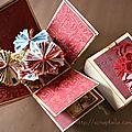 Caja sorpresa para enamorados (regalo)