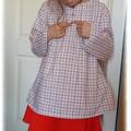 La tunique b style petite fille nouvelle version