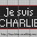 Grille : je suis Charlie