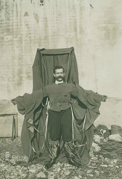 FRANZ REICHELT, 1912