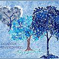 Bleu forêt
