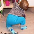 Dressing d'automne : les pantalons en jersey #1
