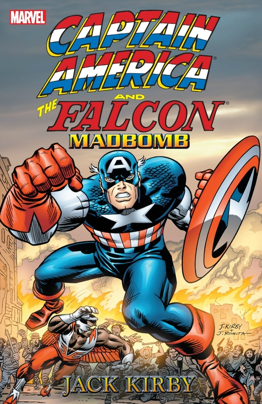 captain america and the falcon madbomb TP