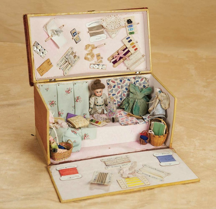 couture vintage un jeu d 39 enfant marimerveille. Black Bedroom Furniture Sets. Home Design Ideas