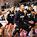 Les tall blacks et le haka