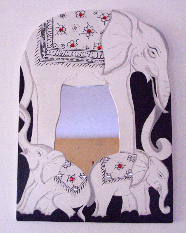Miroir éléphant, fin