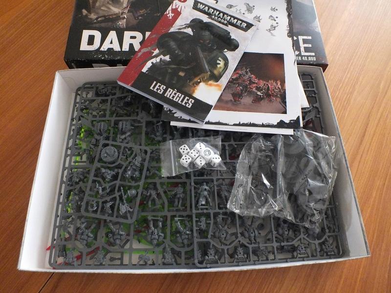 Warhammer Dark Vengance 40K 01