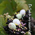 Petits nids croustillants