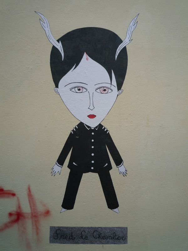 Fred le chevalier (2)