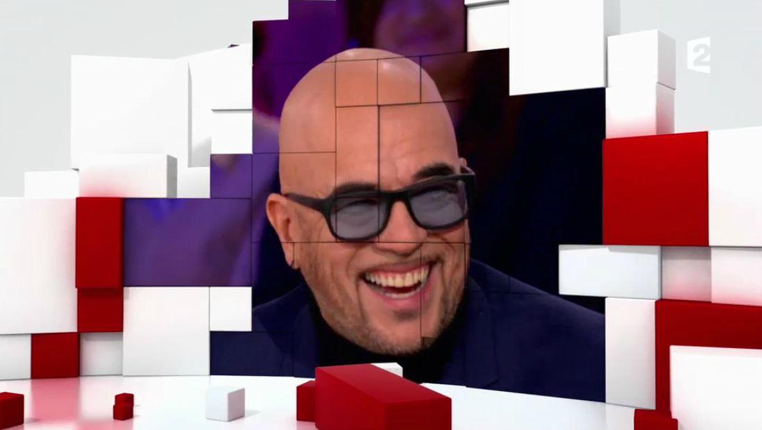 """Pascal Obispo invité de l'émission """"Vivement Dimanche prochain"""""""