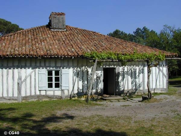 La maison du berger photo de la grande lande l 39 etoile for Artzain etchea la maison du berger