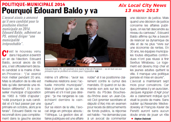 baldo aix city local news 13