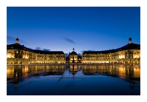 Place de la Bourse - blog