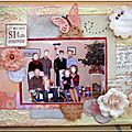 Canvas - challenge page infiniment scrap