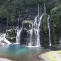 Cascade grand Galet, rivière Langevin. Réunion