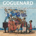 Goguenard, la couverture