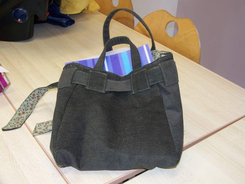 sac de fred façon sarah !!!